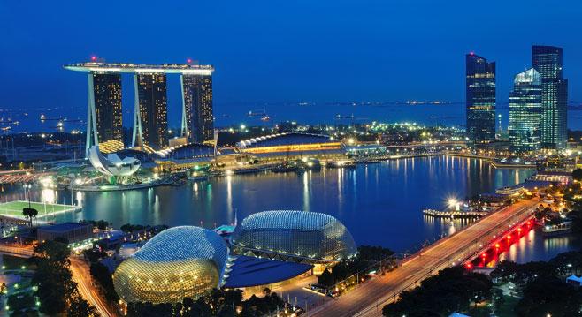 Vivere la pensione a Singapore