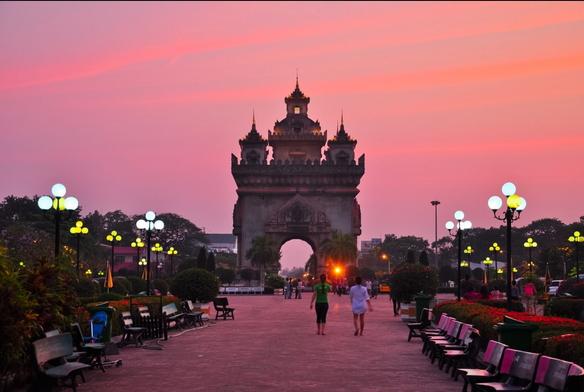 Vivere la pensione in Laos