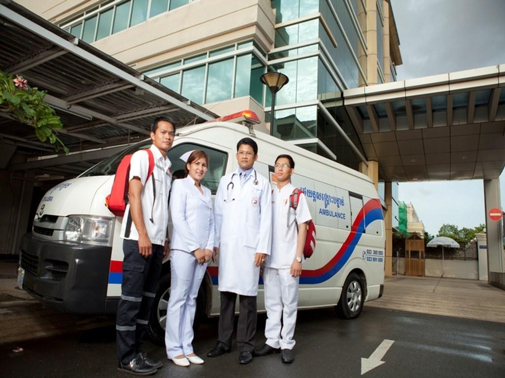 Il sistema sanitario in Cambogia