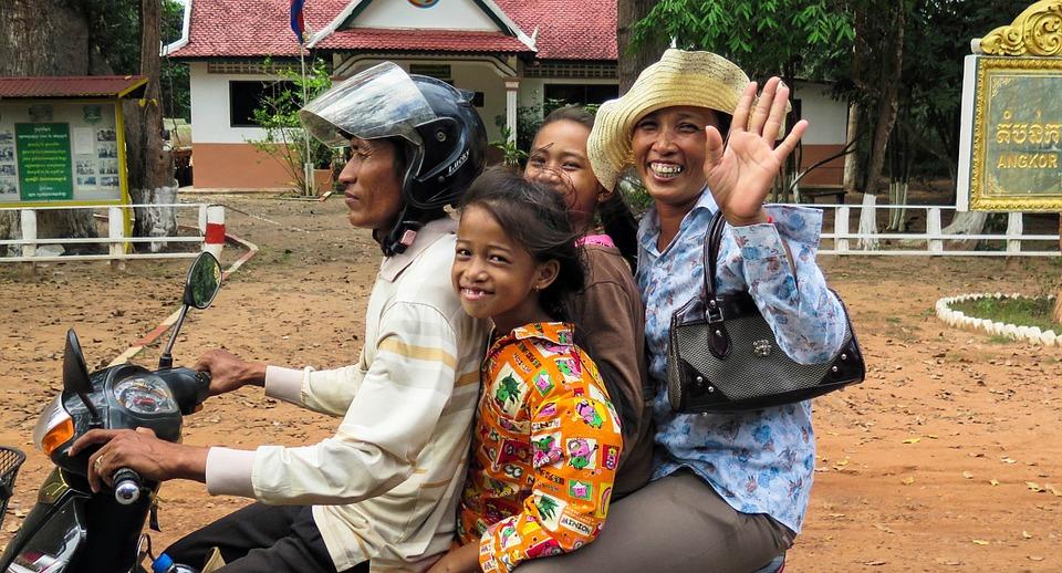 La cultura della Cambogia e l'importanza della famiglia