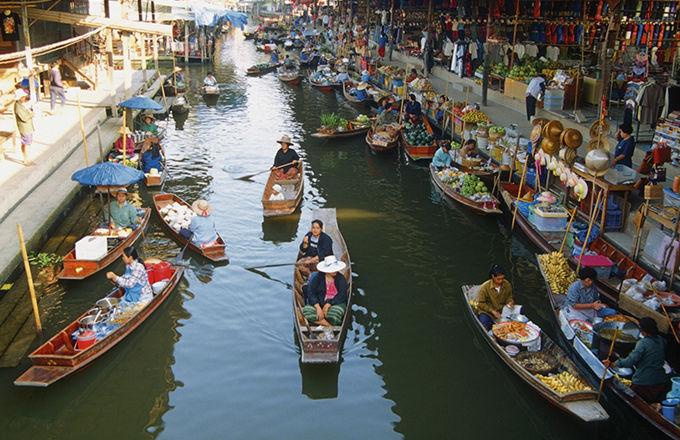 Le 7 migliori città per trascorrere la pensione in Thailandia